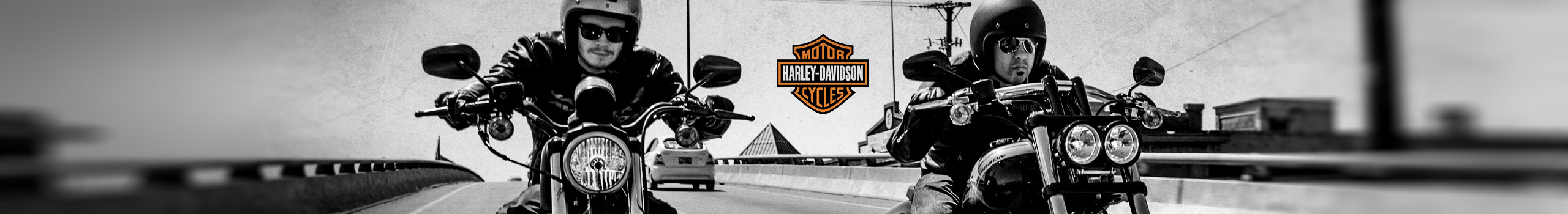 Motorcycles hero image for Harley-Davidson