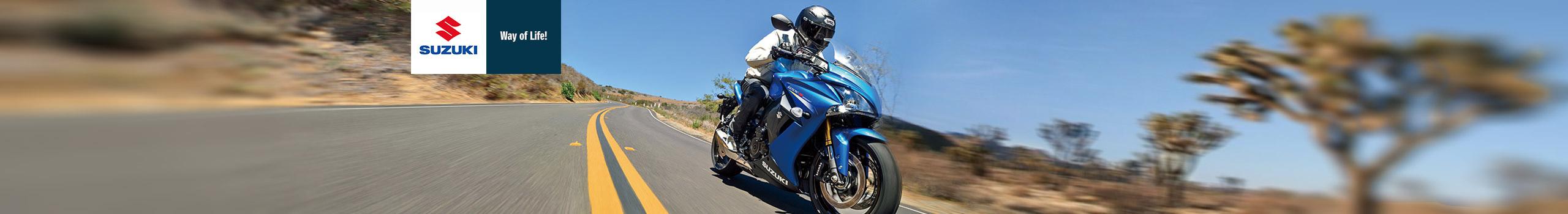 Suzuki motorcycles for sale | New and used Suzuki motorbikes | Auto ...