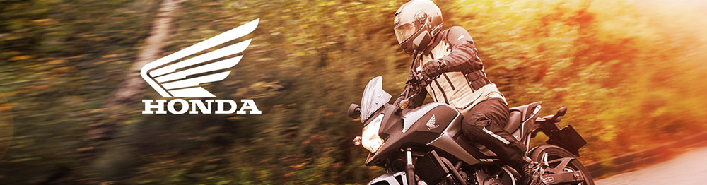 Motorcycle hero image for Honda