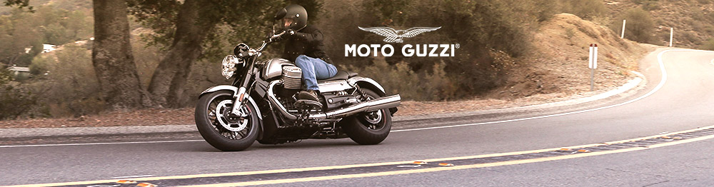Motorcycle hero image for Moto Guzzi