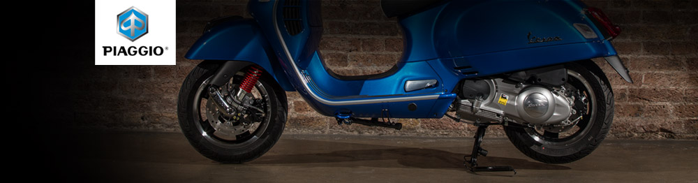 Motorcycles hero image for Piaggio