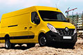 New Renault Master Image