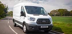 New Ford Transit Image