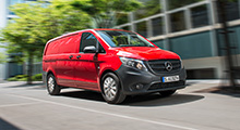 New Mercedes Vito first drive review